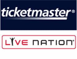 ticketmaster fusionne avec live nation.