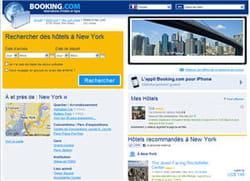 booking.com arrive 2ème