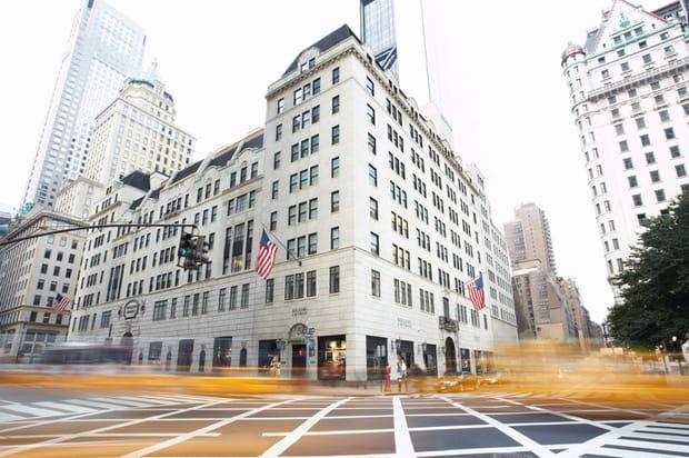 Le Bergdorf Goodman de la Cinquième Avenue