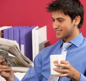 les journaux vous aideront dans votre activité.