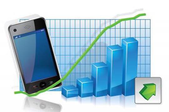 Les ventes sur mobile sont en hausse de 58% en 2013aux Etats-Unis