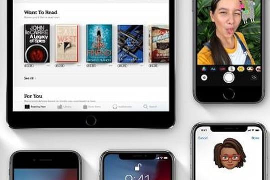 iOS12: fonctionnalités, date de sortie, iPhone et iPad supportés...