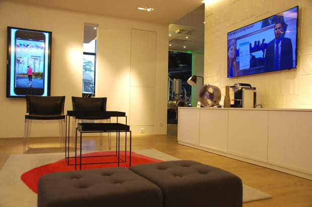 Le Global Solution Center : entrez dans l'un des plus vastes showroom d'IBM au monde
