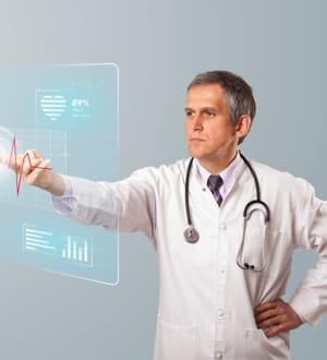 les médecins utilisent de plus en plus les nouvelles technologies.