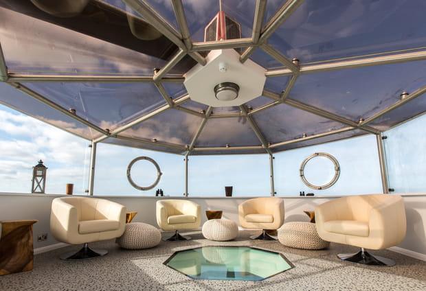 Un penthouse pour ceux qui veulent profiter au maximum de la vue