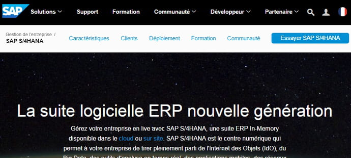 SAP s'envole vers le cloud à grands coups de milliards