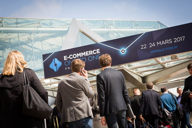 Immersion au salon E-commerce One to One