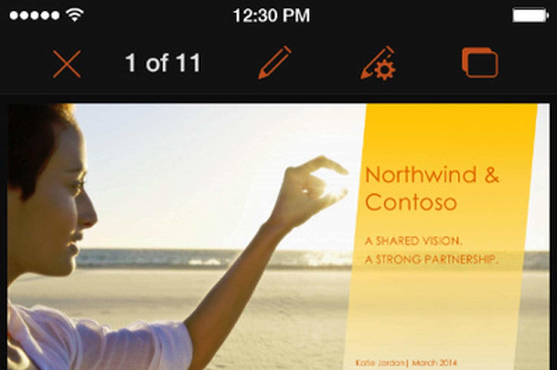Office disponible gratuitement sur iPhone, iPad et Android
