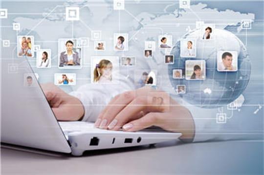 75% des groupes du CAC40 ont un réseau social d'entreprise