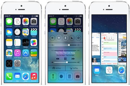 iOS7: les toutes premières apps Pro disponibles