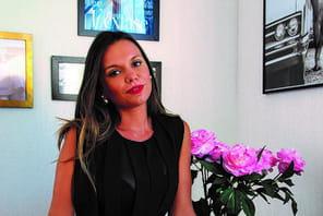 """Audrey Lieutaud (Monpetitbikini):""""10% de notre chiffre d'affaires se réalise durant les fêtes de fin d'année"""""""