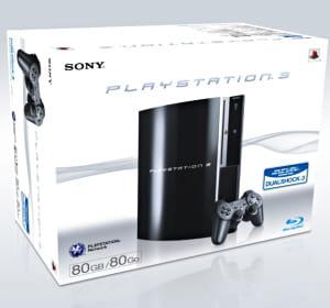la console playstation 3, truffée de technologie, est concurrencée par des