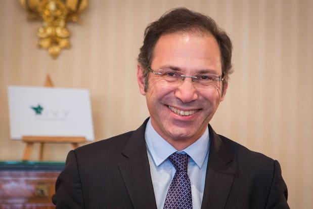 Vahé Torossian, président de MicrosoftFrance