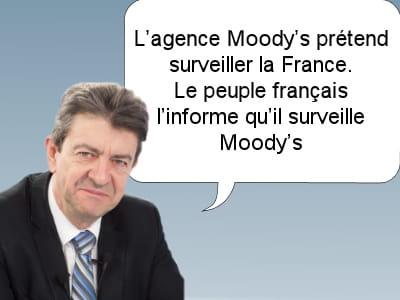 jean-luc mélenchon,candidat du front de gauche, le 21 octobre 2011.