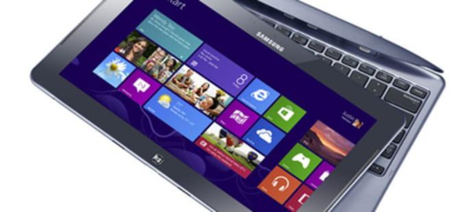 Applications Windows 8sur tablette: les premiers projets en entreprise