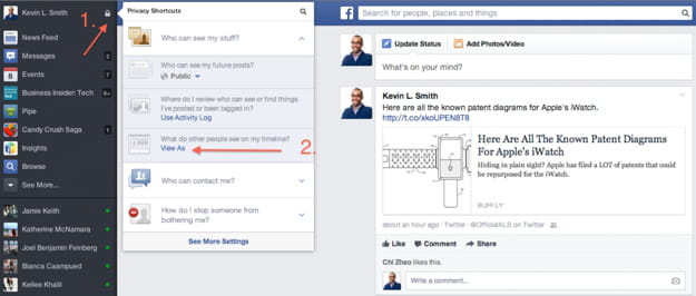 graph search facebook 13