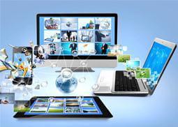 smartphones, tablettes et e-readers compteront pour 57% de la croissance des