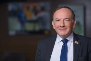 Pierre Gattaz veut aider les chefs d'entreprise à prendre le train du numérique