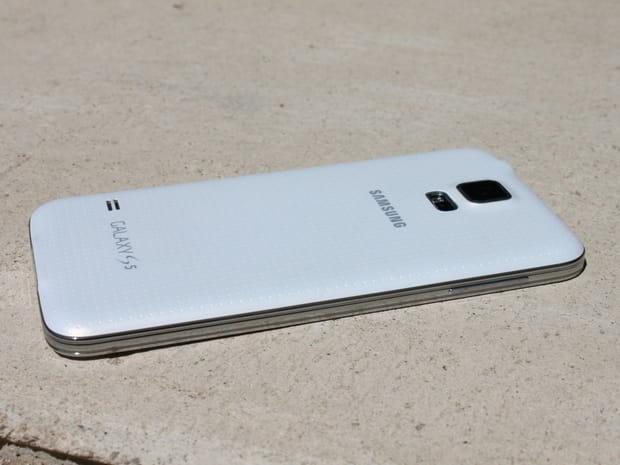 Boîtier du Galaxy S5