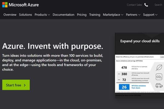 Azure: Microsoft sẽ phải lựa chọn giữa các nền kinh tế châu Âu và Mỹ?