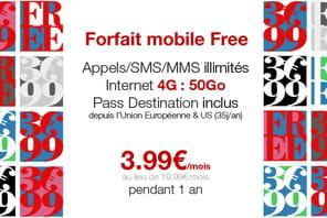 Free Mobile brade son forfait à 19,99 euros sur Vente-Privee.com