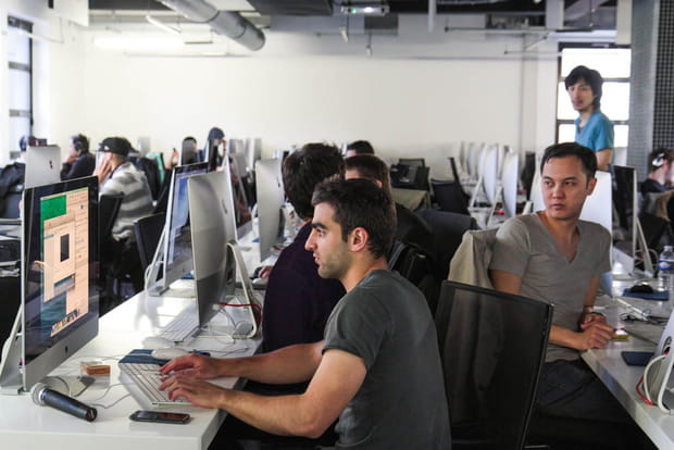 De nombreux hackathon