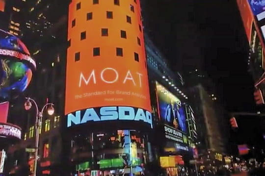 Moat, le champion US de la mesure de l'attention publicitaire