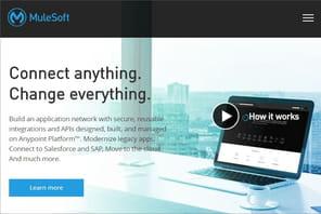 En rachetant MuleSoft, Salesforce se lance dans l'économie des API