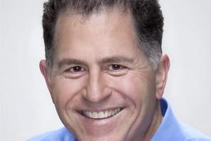 Michael Dell reprend le contrôle de son groupe pour 25milliards