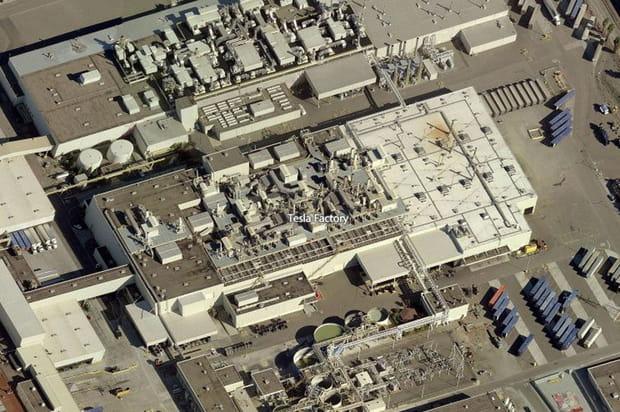 Un site de production racheté à Toyota