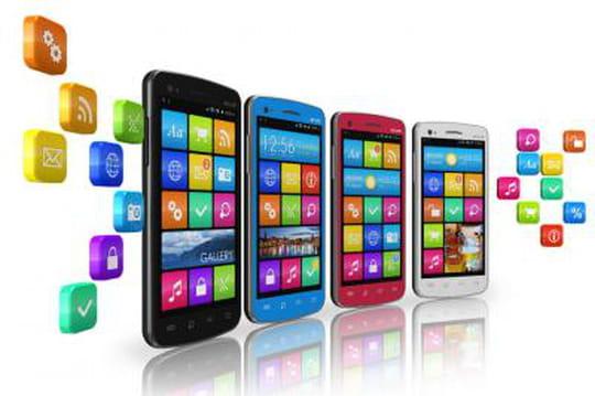 App Store : les applications les plus téléchargées