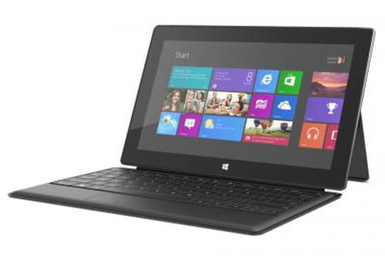 Microsoft baisse le prix de ses Surface