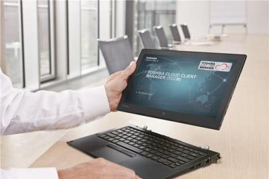 CES : Toshiba concurrence la Surface Pro3 avec son nouveau Portégé Z20t