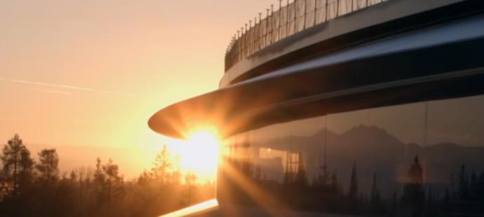 Le nouveau campus d'Apple accueillera ses premiers employés en avril