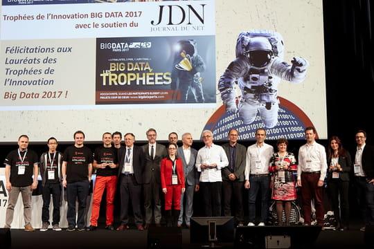 Trophées Big Data Paris 2017: voici les gagnants