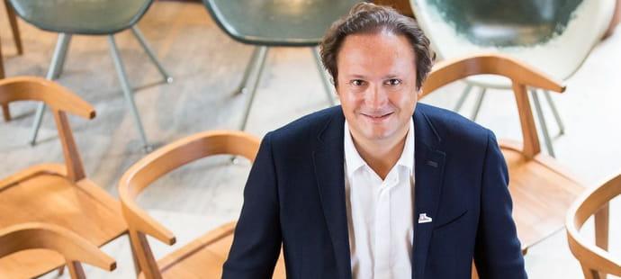 """Adrien Boyer (Pinterest):""""17des 20plus gros annonceurs en France sont présents sur Pinterest"""""""