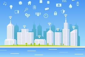 Les smart city réfléchissent à bâtir leur propre réseau IoT