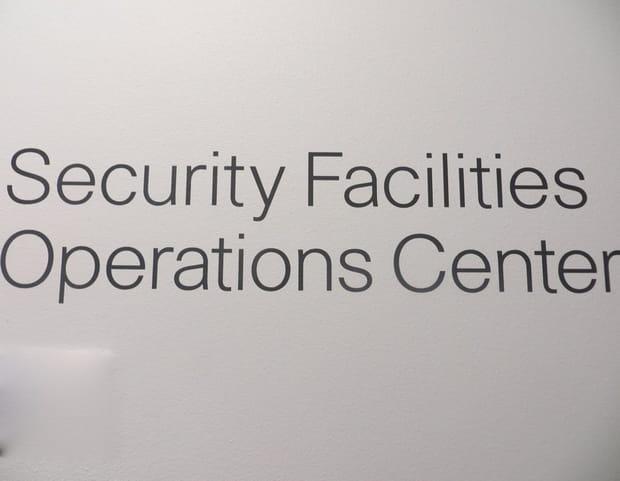 Le Security Facilities Operations Center: un lieu tenu secret
