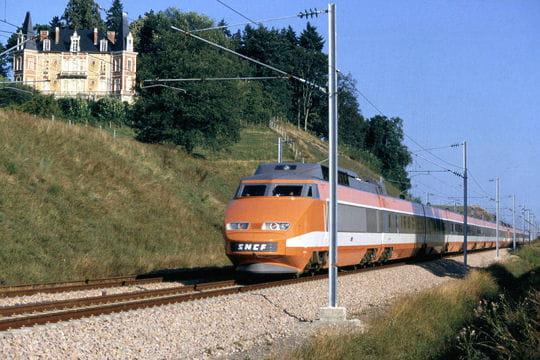 L'histoire du TGV