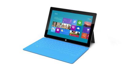 la tablette surface windows 8 pro sera disponible avant la fin d'année, sans