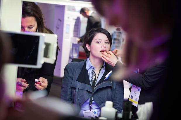 Un make-up corner