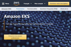Kubernetes as a Service : Amazon s'attaque frontalement à Google