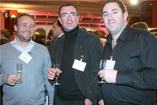 Benoît Harduin, Emmanuel Oger, Alexandre Mensuelle