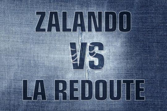 La Redoute vs Zalando: deux marketplaces de mode à la lutte