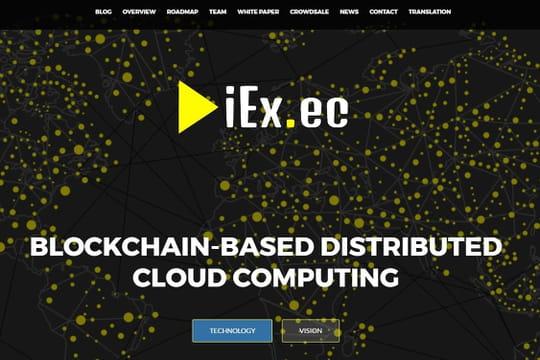 iEx.ec, la start-up française qui veut ubériser les clouds
