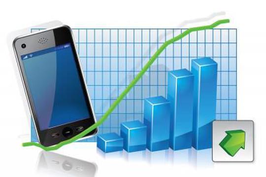 Le mobile pèse 14,2% des dépenses publicitaires digitales