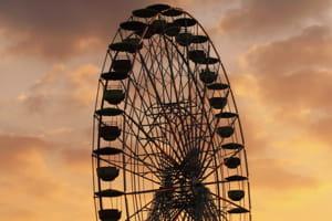 la grande roue de tarbes.