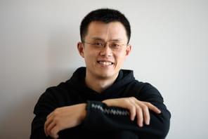 """Changpeng Zhao (Binance):""""Des milliers de cartes Binance sont émises chaque semaine en Europe"""""""