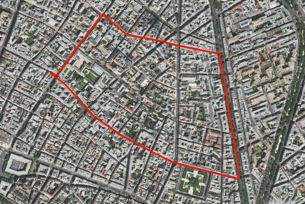5e: Les Archives (3e arrondissement)