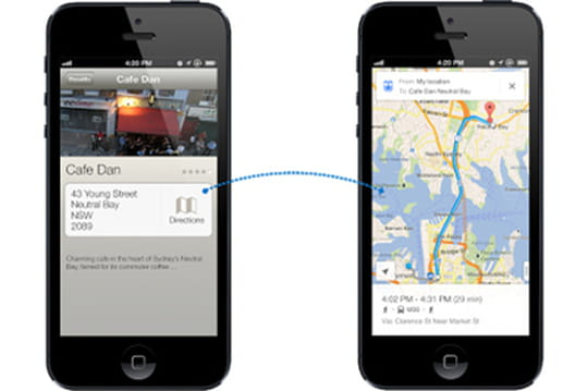 Google Maps: le SDK pour iPhone et iPad disponible